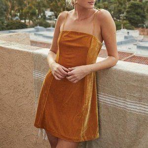 New The Jetset Diaries Golden Hour Mini Dress